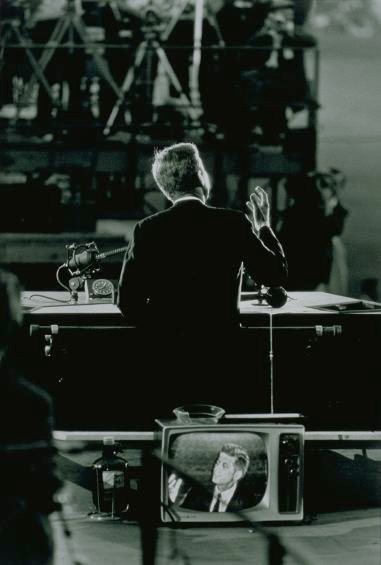 John F. Kennedy, Democratic National Convention, Los Angeles, 1960