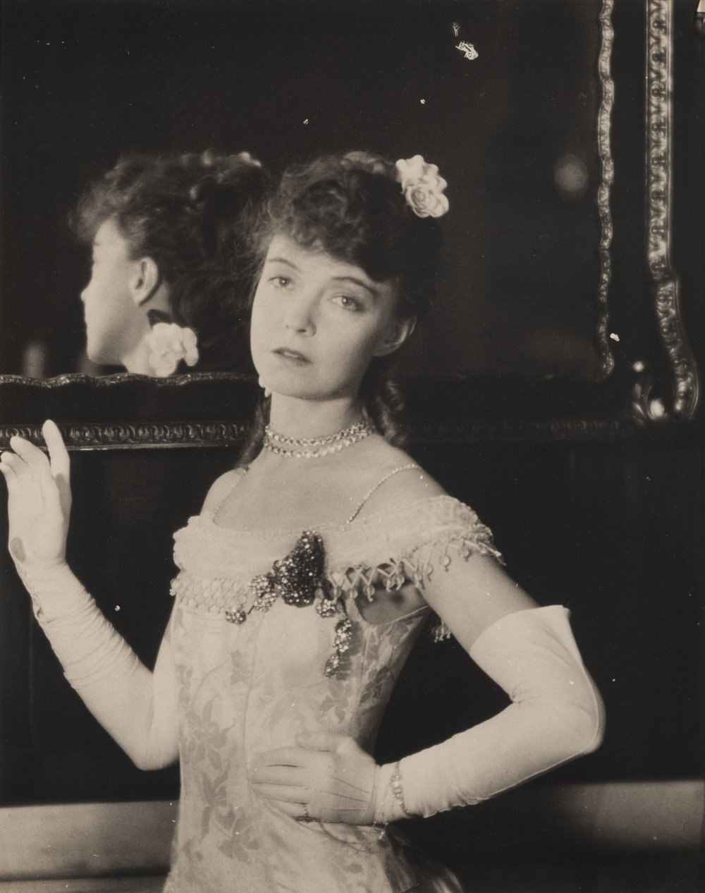 Lillian Gish at the Denver Opera House, 1932