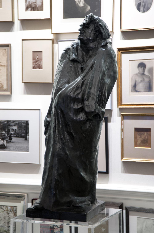 Balzac, etude finale (Final Study for the Balzac Monument, No. 11)