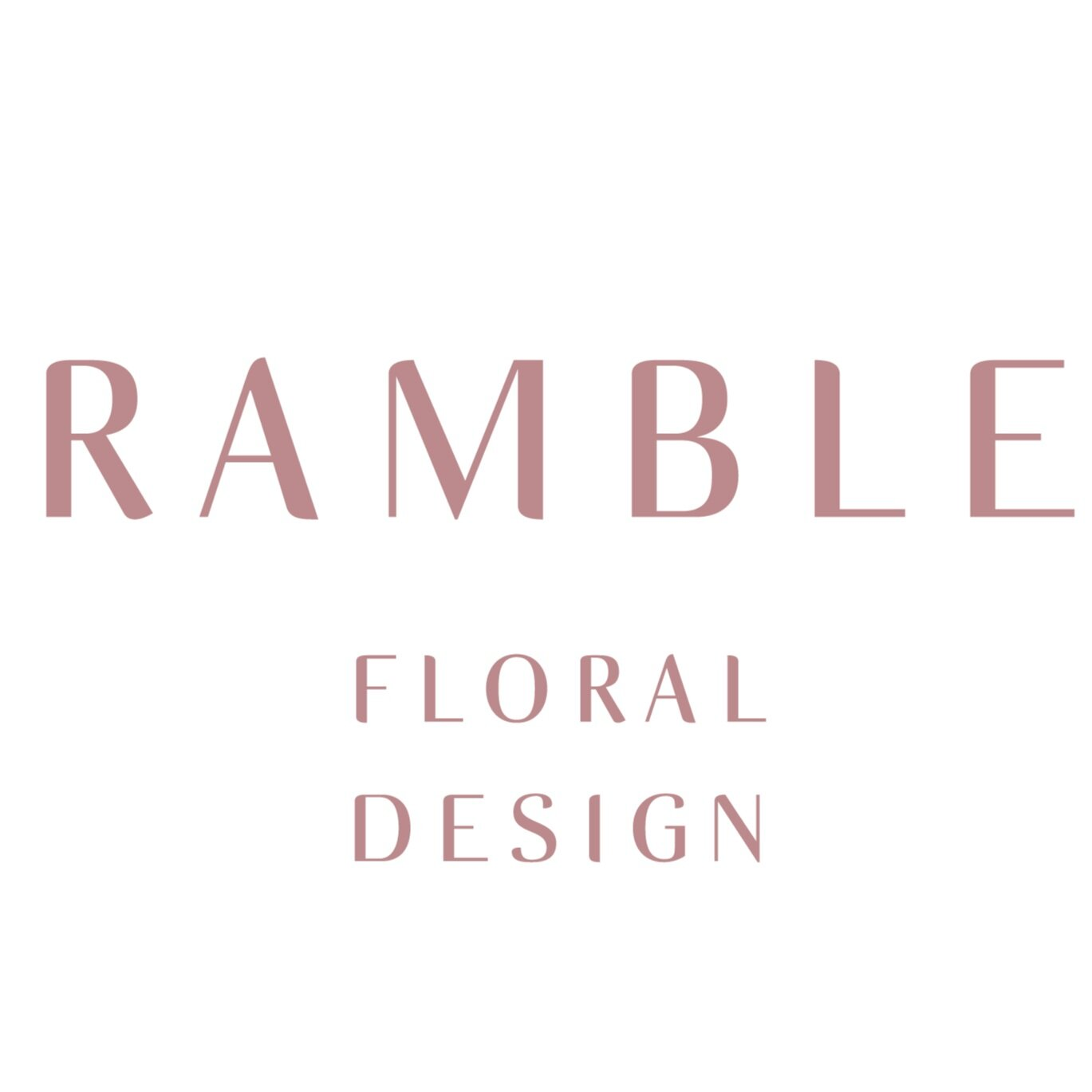 RAMBLE FLORAL DESIGN