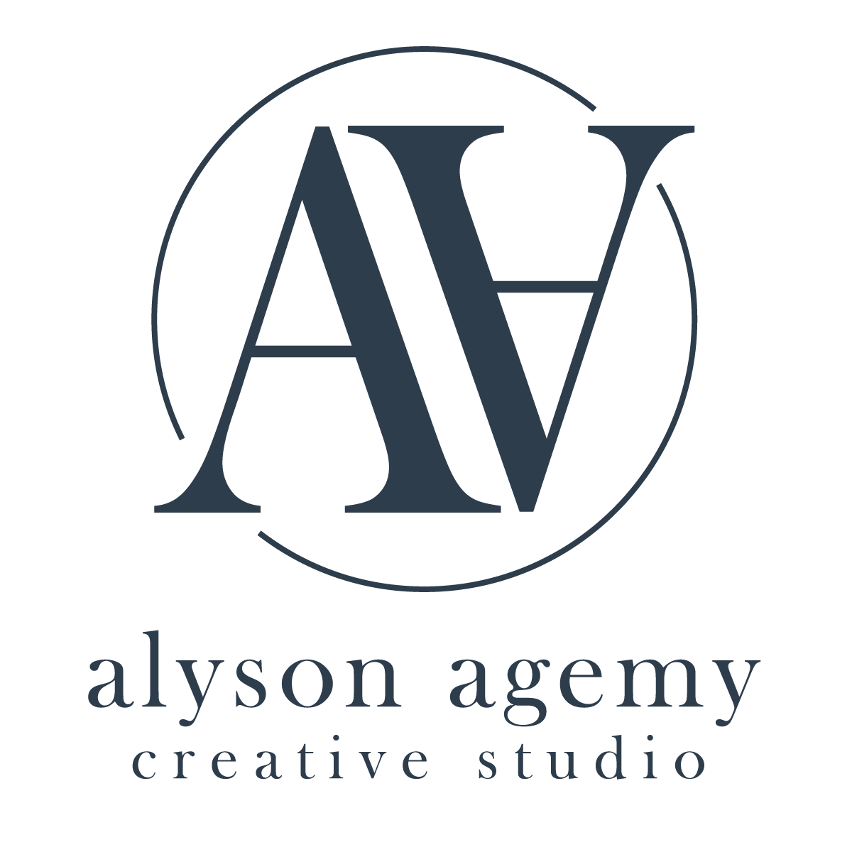 Alyson Agemy Creative Studio - Graphic & Web Design for Creative Entrepreneurs | Colorado