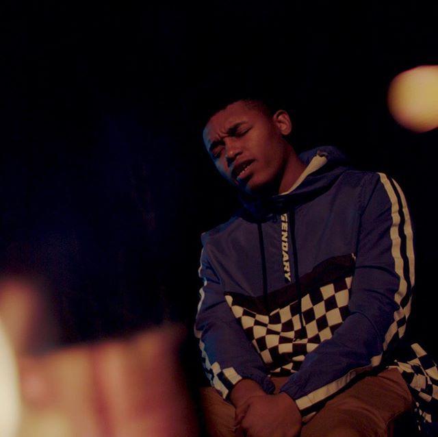 New music video dropping soon 🔥 // @whoishueyv // Kyoki🎼  Dir/ Edit: @j.rinkfilms  AC: @meyer_visuals  PM: @katesmcgates10
