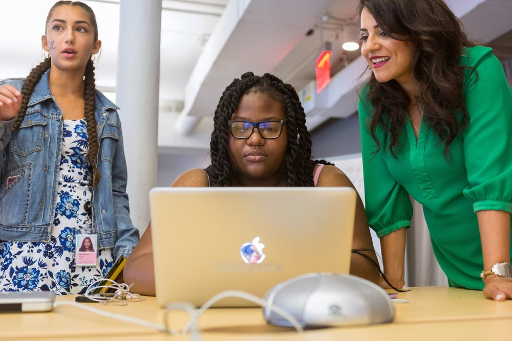 Teaching Kids Coding, by the Book   New York Times | By Alexandra Alter