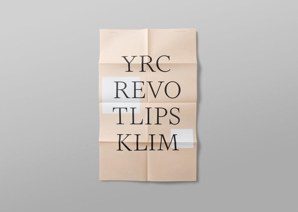 Kris Sowersby Type Designer Klimtypefoundry.com New Zealand