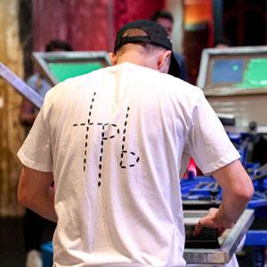 The Print Bar  Screenprinting Experience The Print Bar Foyer