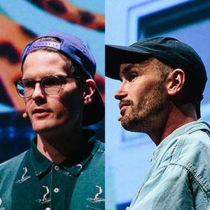 Low Bros  Artist Duo lowbros.com Germany
