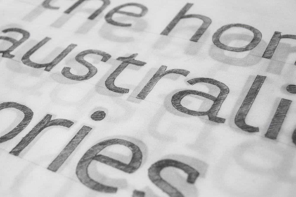 Wayne Thompson  Typographer atf.com.au Merewether, Australia