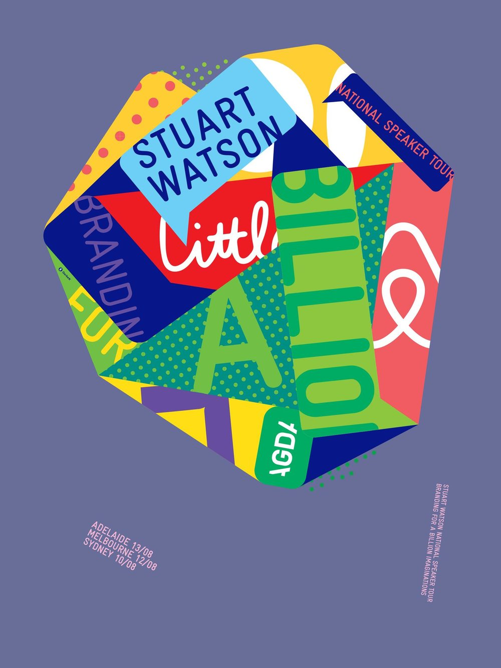 Paul Garbett  Graphic Designer garbett.com.au Surry Hills, AUS