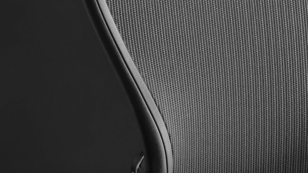 Health-positive Design  Herman Miller Aeron.
