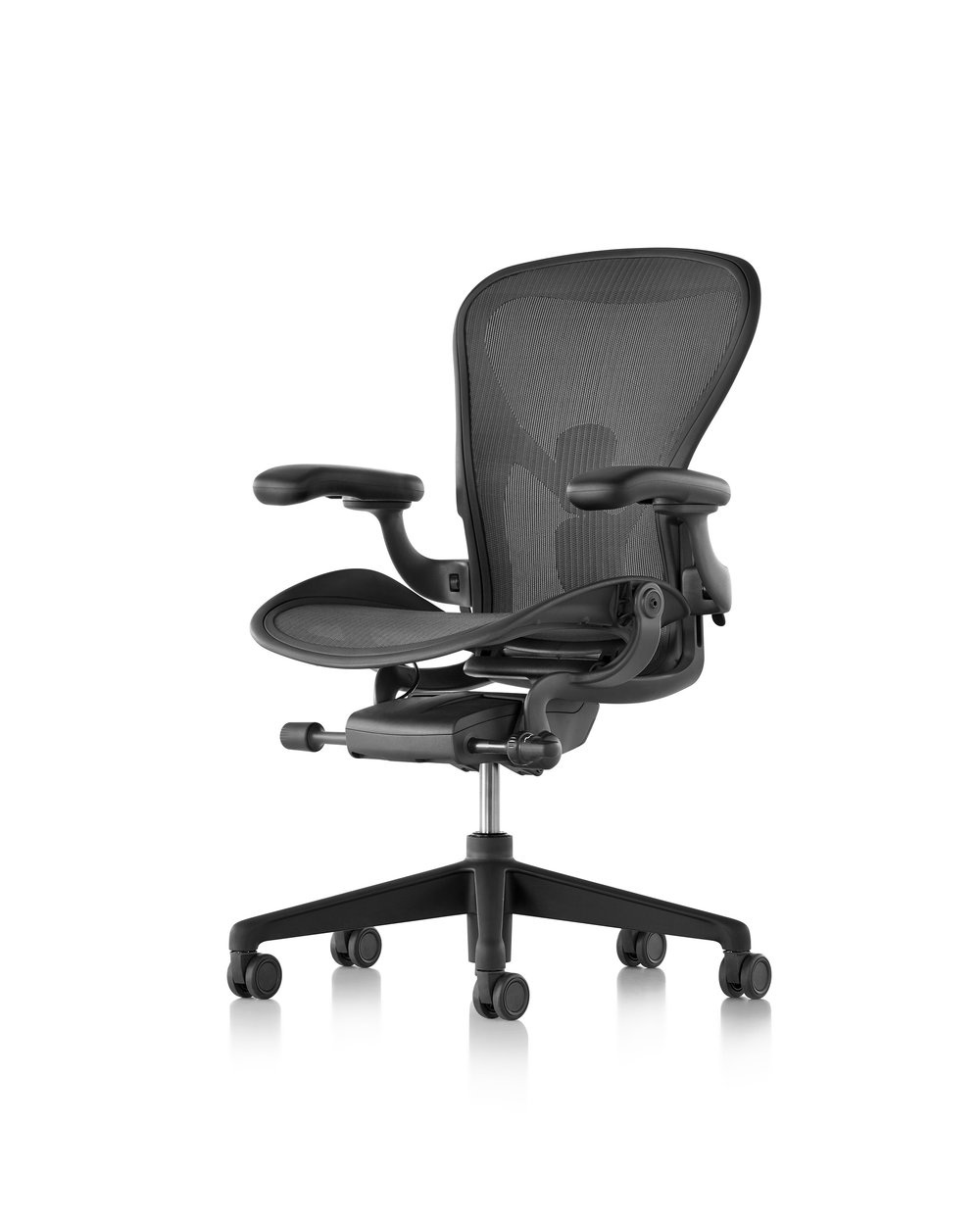 Herman Miller Aeron  Dark Carbon