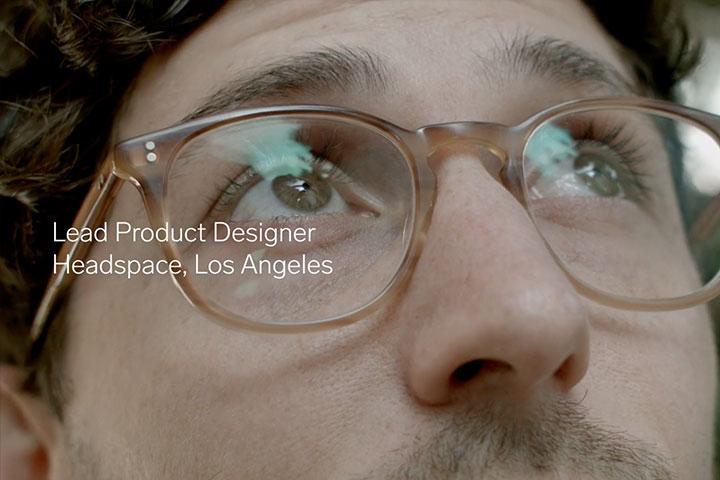 Frontiers Of Design  Featuring: Adam Diehl Lead Product Designer Headspace