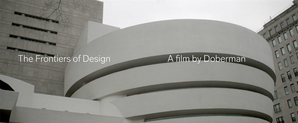 Frontiers Of Design  A Film By Doberman