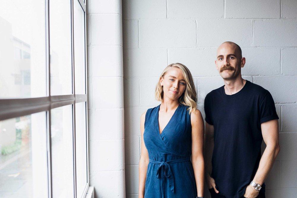 Tia Queen / Brenton Craig Gangplank gangplank.com.au Brisbane, Australia