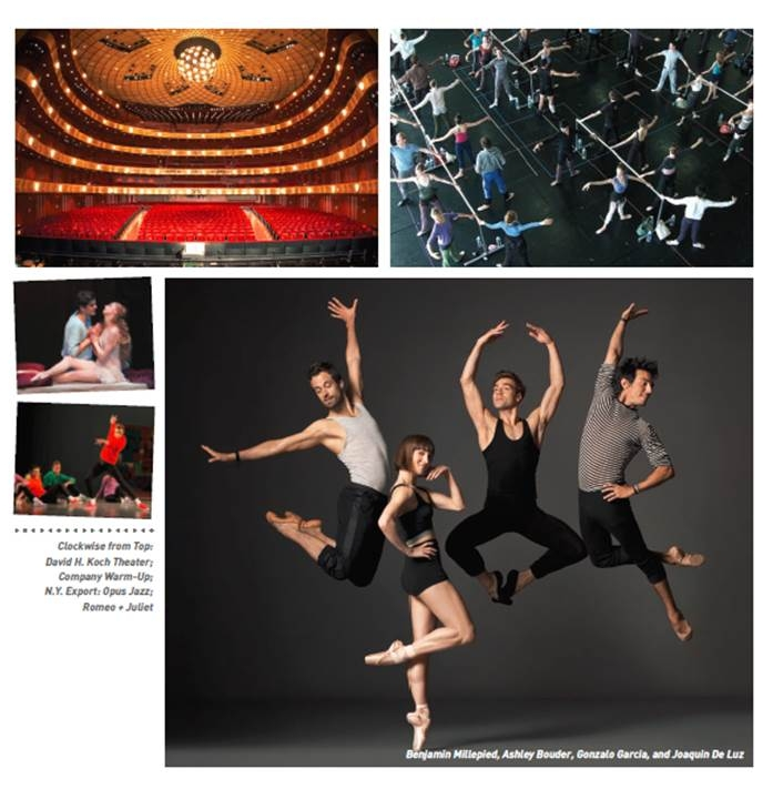 New York City Ballet - Oversaw external affairs rebranding campaign to attract more marketing-driven partnerships. Included creation of new marketing materials & redefinition of sponsorship opportunities.