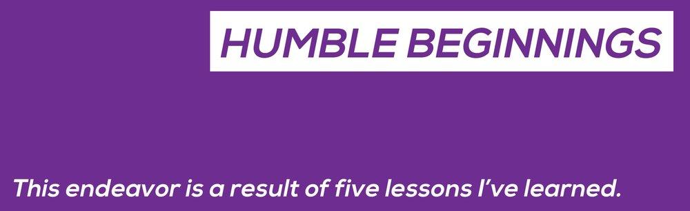 Humble Beginnings banner.jpg