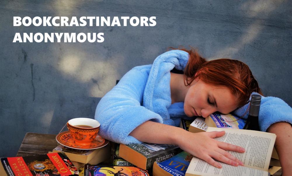 Book-crastinators Anonymous -