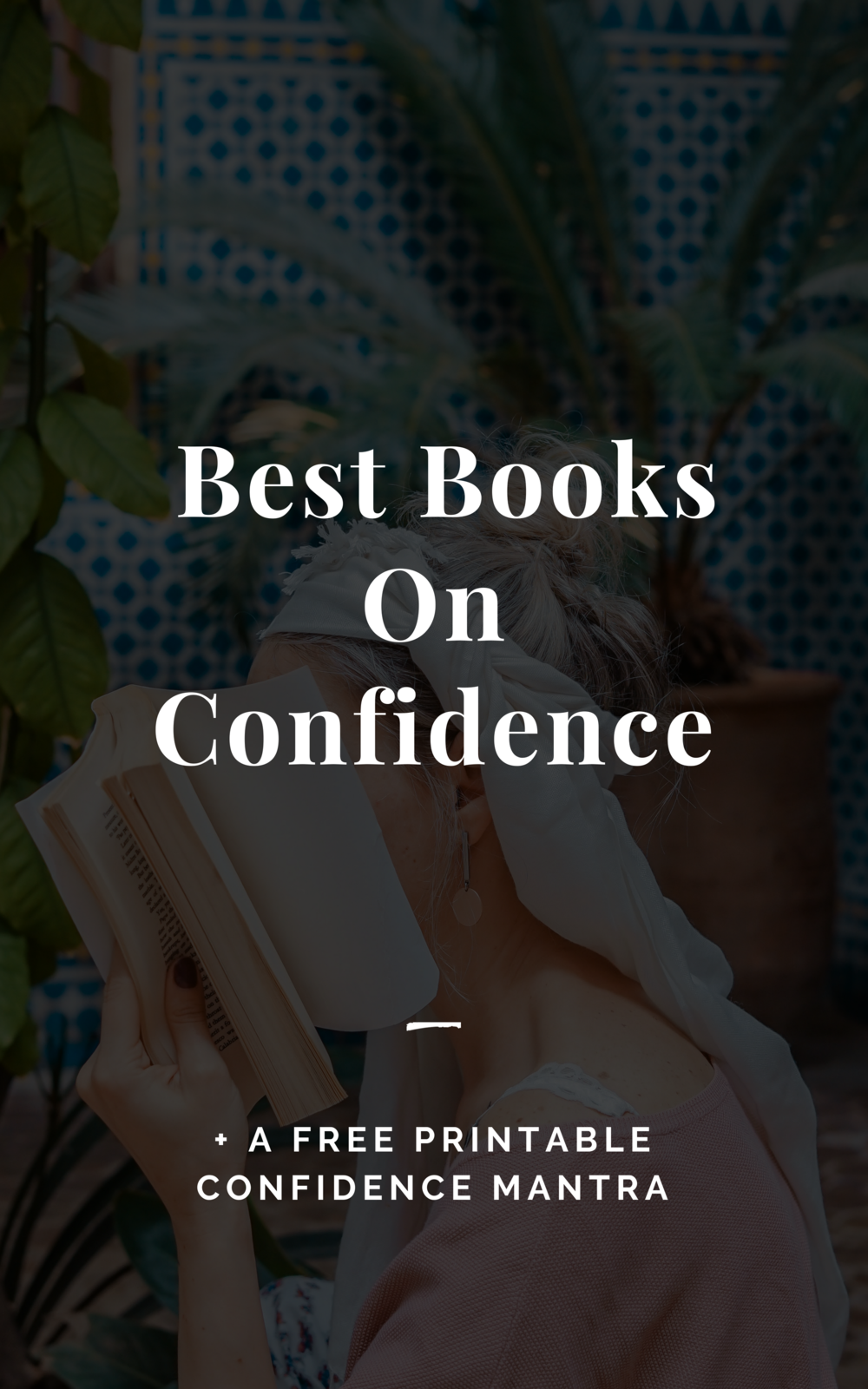 Best Books on Confidence