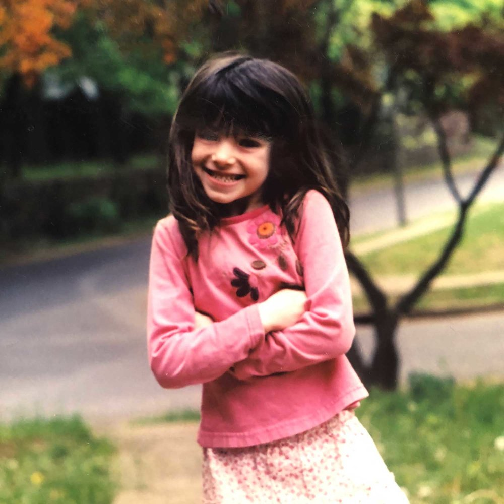 Mia, Age 4