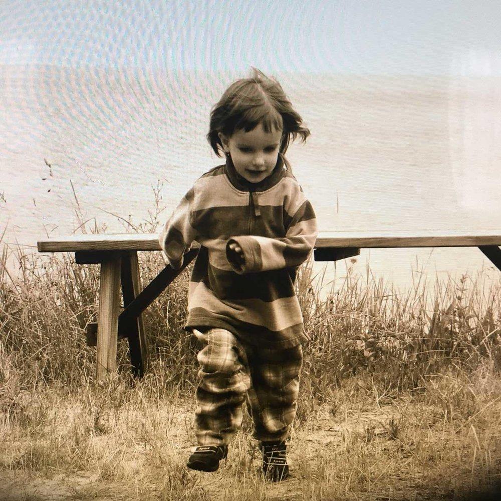 Harry, Age 3