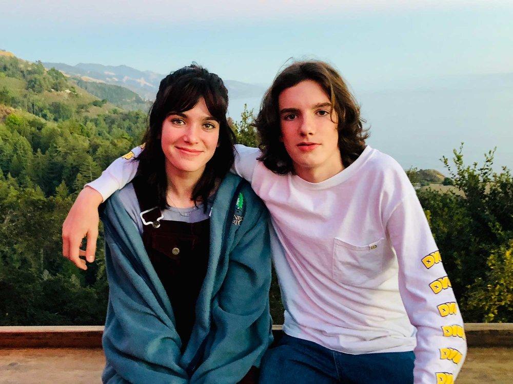 mia, Age 21 & harry, age 17