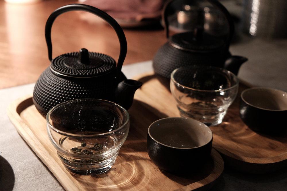 TEA 茶類  Selection from Australia's TIPPITY TEA