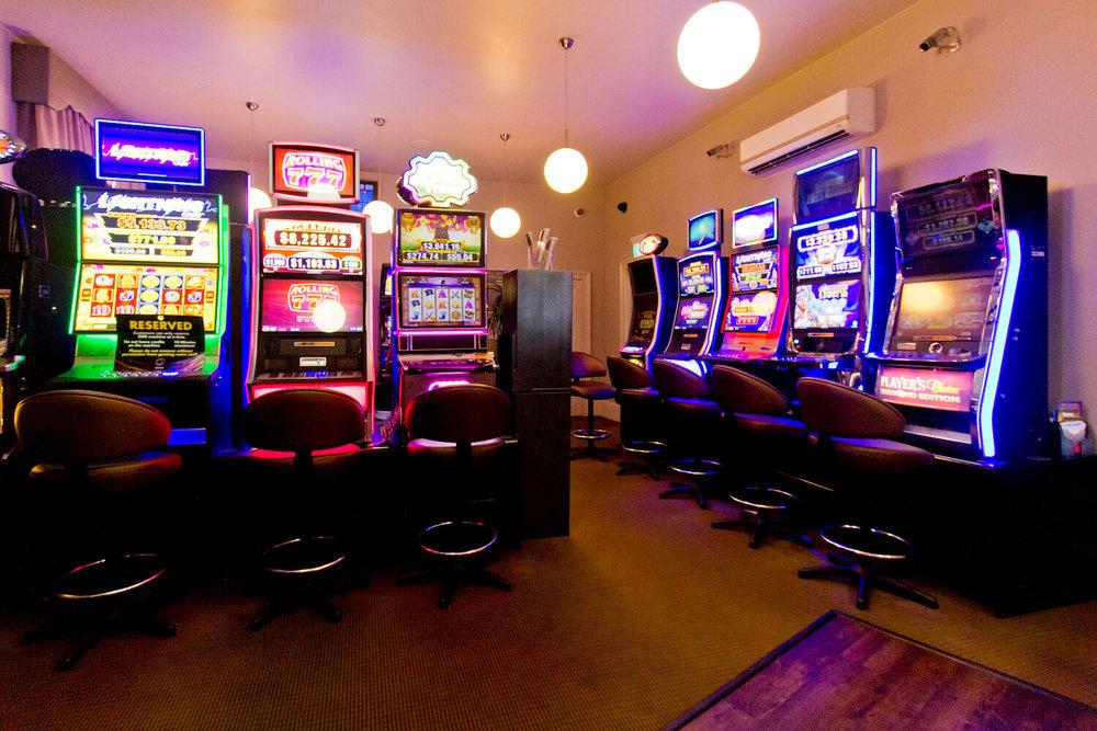 Gaming Machines Tasmania | Deloraine Hotel