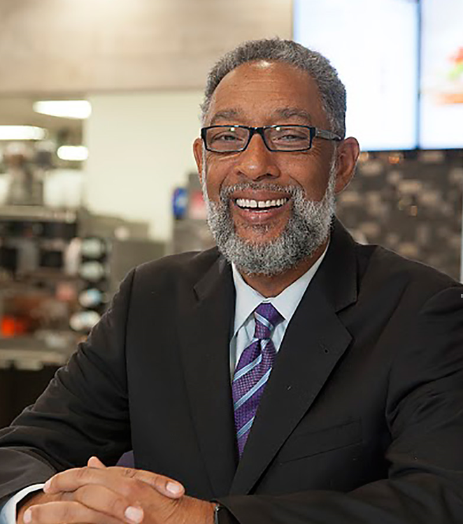 Reggie Webb, Founder, Chairman
