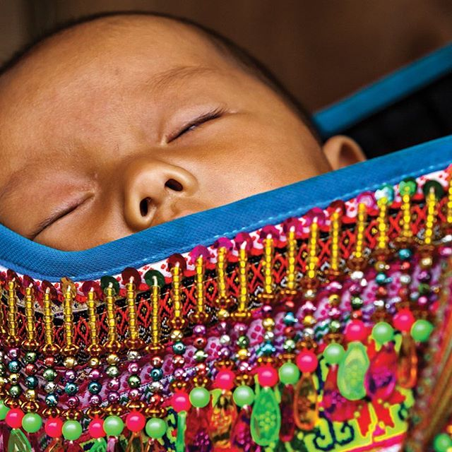 #Sleeping #baby of the #flower #hmong #ethnic group in Northern Vietnam.  Contact us if you're interested in acquiring a Réhahn Limited Edition Fine Art Photography print.  #art #artwork #fineart #photograph #photoftheday #photography #fineartphotography #limitededition #artist #photographer #artgallery #gallery #creative #portrait #discover #travel #vietnam
