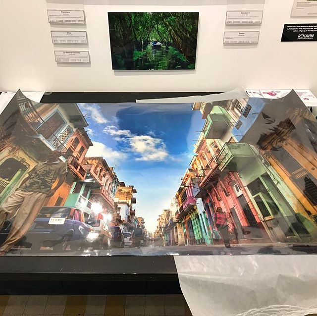 New prints have arrived in the #Saigon gallery!  Contact us if you're interested in acquiring a Réhahn Limited Edition Fine Art Photography print.  #art #artwork #fineart #photograph #photoftheday #rehahn #photography #fineartphotography #limitededition #artist #photographer #artgallery #gallery #creative #portrait #discover #travel #saigon #hanoi #hoian #vietnam