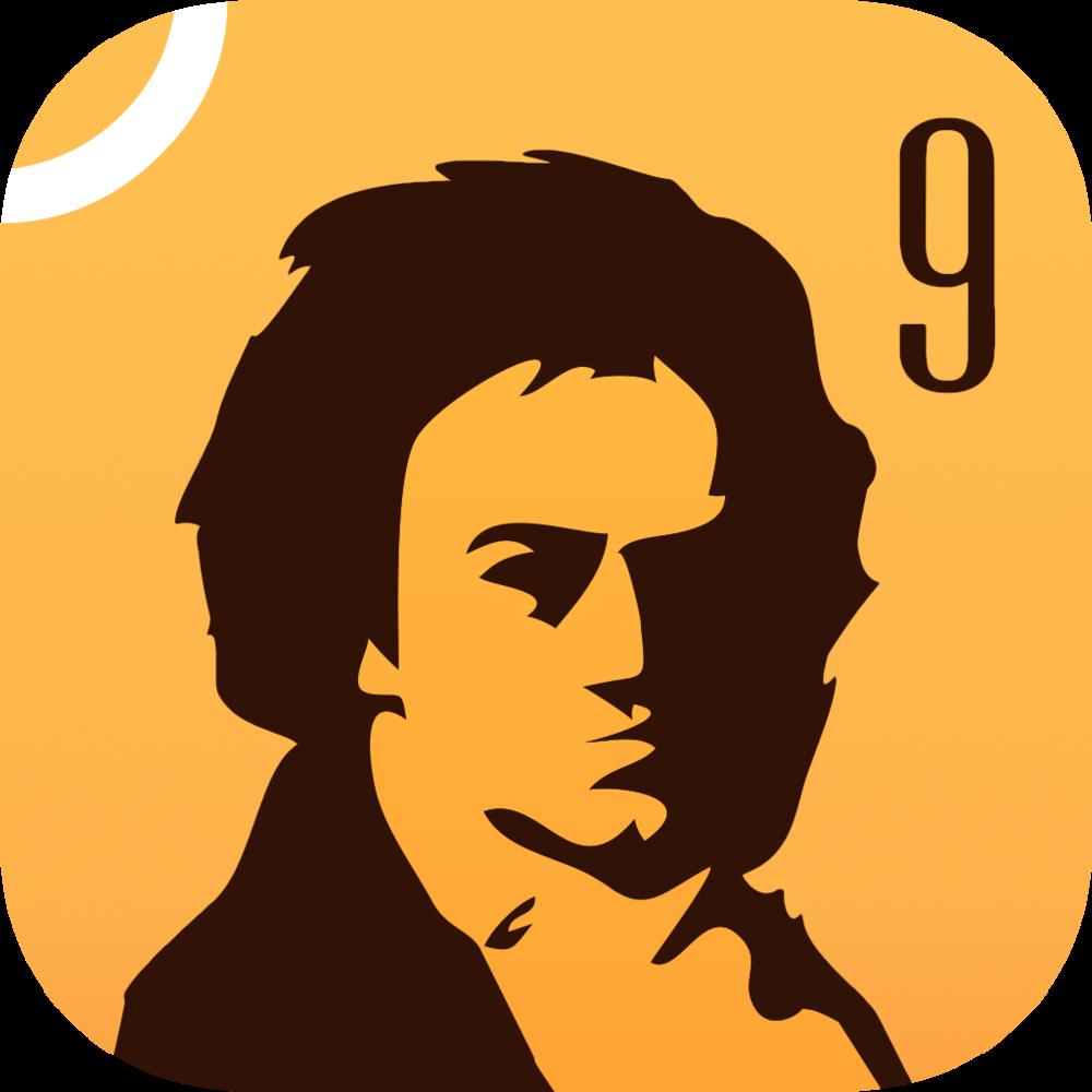 Beethovens 9 für iPad und iPhone