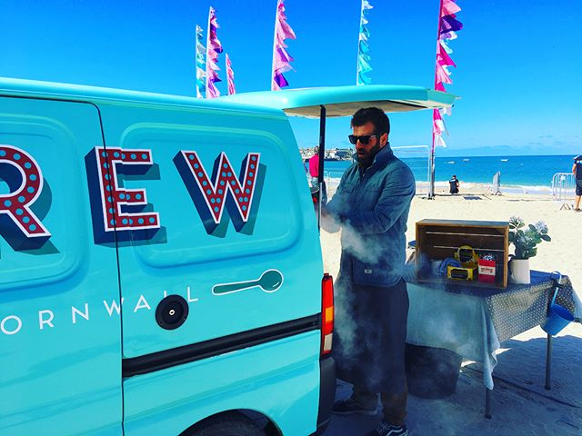 We had a fantastic weekend at St.Ives Food and Drink festival. Lovely to see Lots of new faces and old friends! Massive Thank you to the Awesome Patrick for his help, we couldn't have done it without you!  Our next event will be a wedding ... ours in fact.  Over the next few months after we have said 'I do' come and find us for a Brew!  Hannah & Si - The Brew Crew