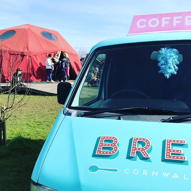 Wow what a day! Thank you cornwall vegan festival for having us this year. We would also like to say a huge thank you to everyone that came to see us at Brew, this was our very first festival with our new venture and we didn't really know what to expect, it turned out to be awesome! You kept us on our toes with non stop serving for 5 hours straight. We were also extremely touched by those of you who came back to tell us how good our coffee is. We really try hard to make sure our coffee is impeccable, thanks to our friends at origin coffee for providing us with such delicious coffee. Thank you again to everyone. Keep a look out for our next adventure and we hope to see you all soon! The Brew Crew 💙