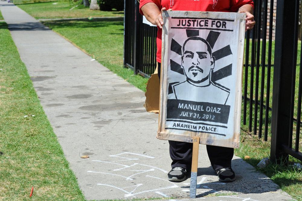 Police killings of Latinos