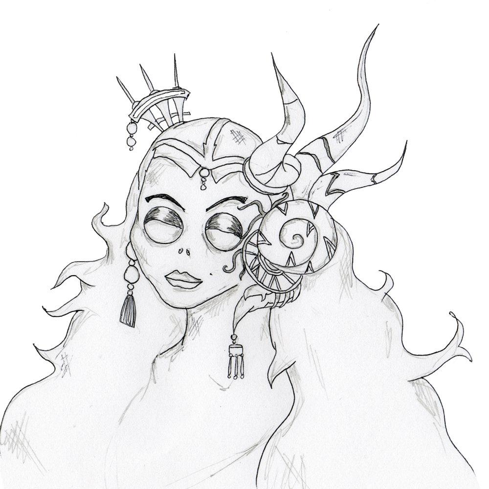 Edea, my dear