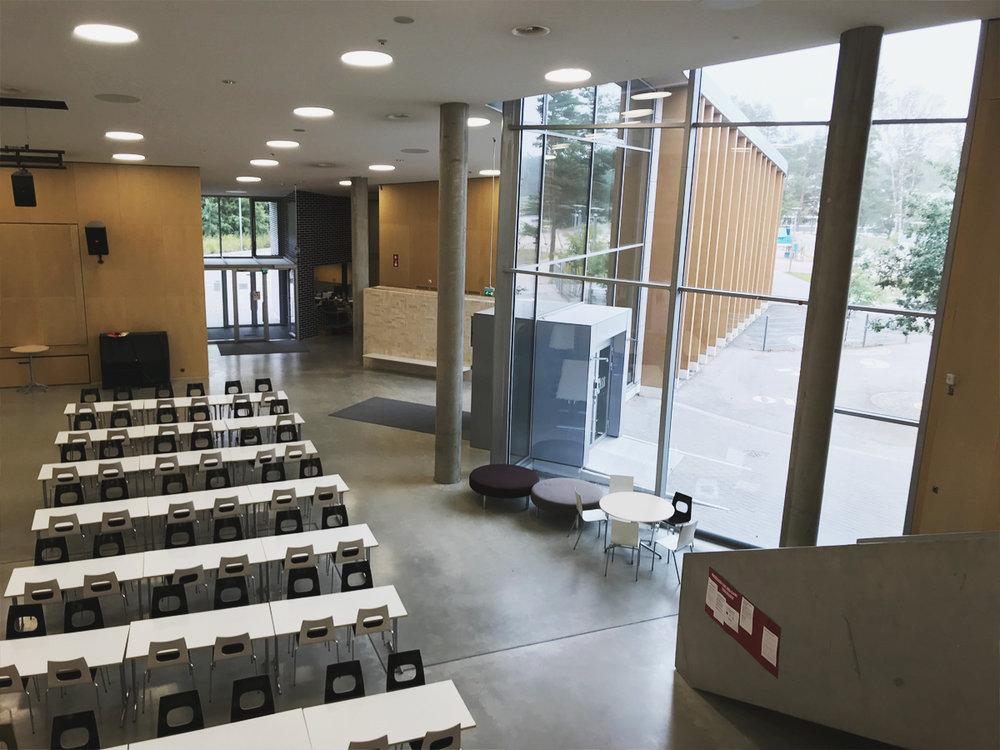Matsal/aula