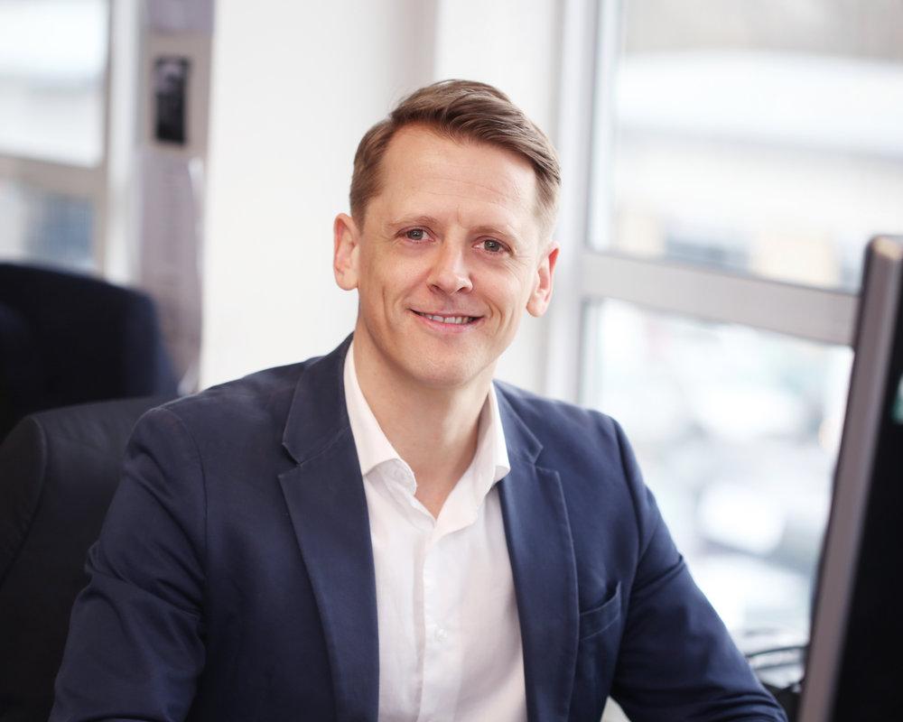 oakstone international executive search Tristan Heywood - Oakstone Divisional Director