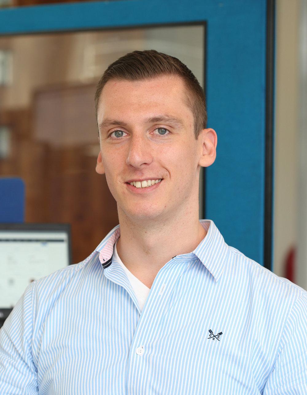Andy Robinson - Oakstone recruitment consultant