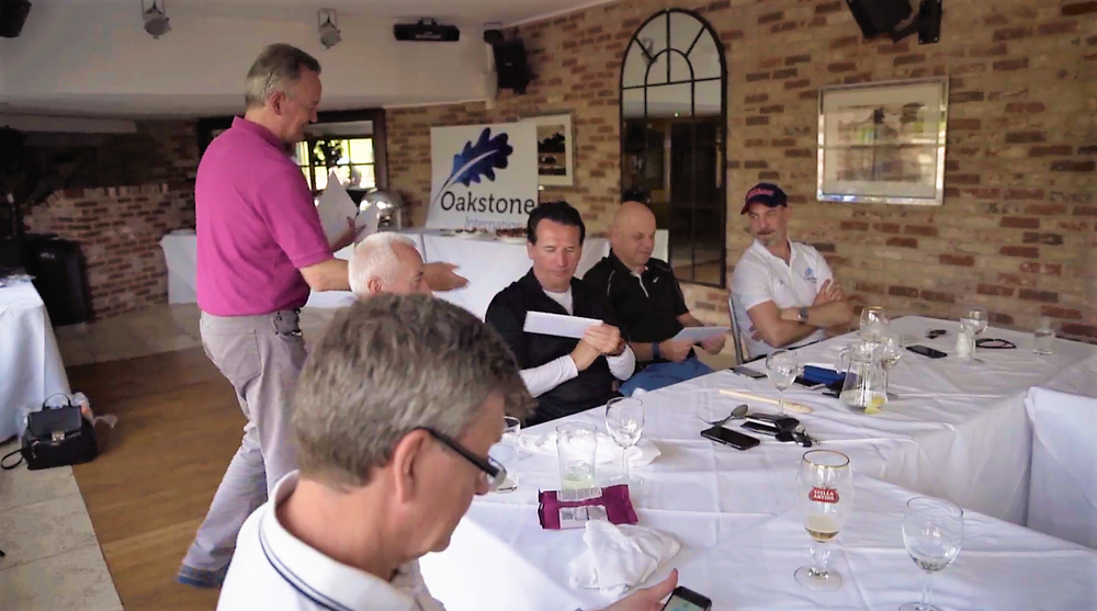 Oakstone Partners Golf day 2018