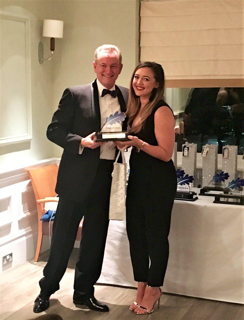 Senior Consultant 2017 - Alice Willmott