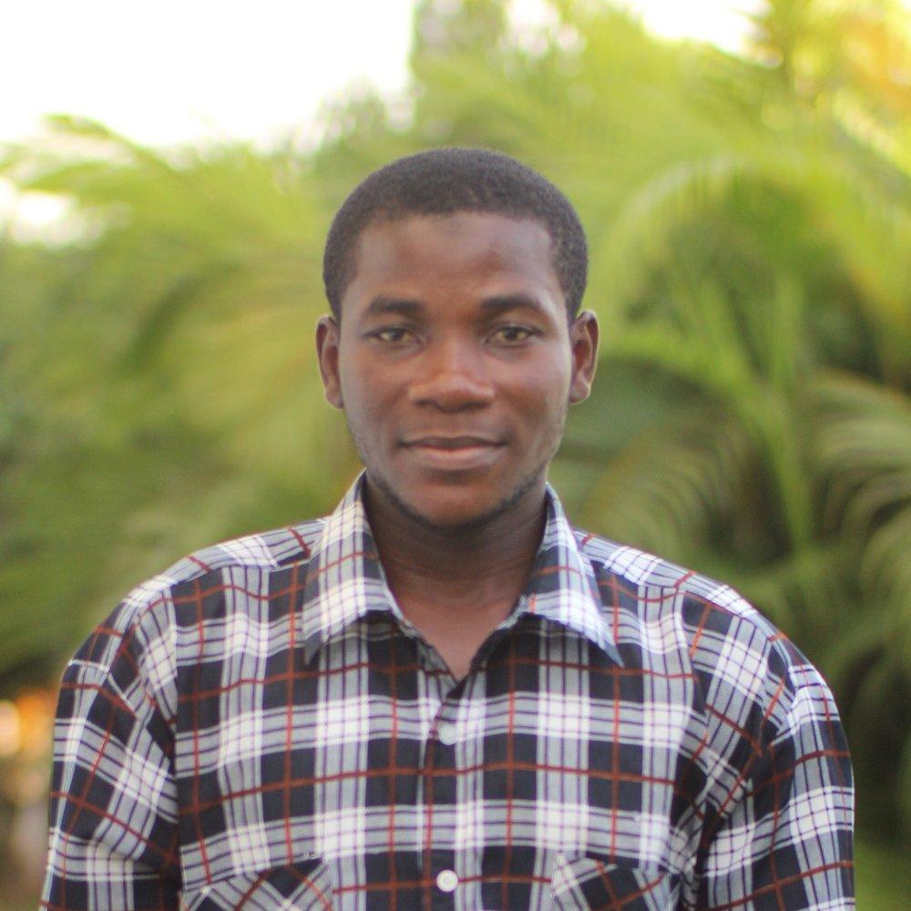 Mustapha Okyere   Programs Assistant,  Programs