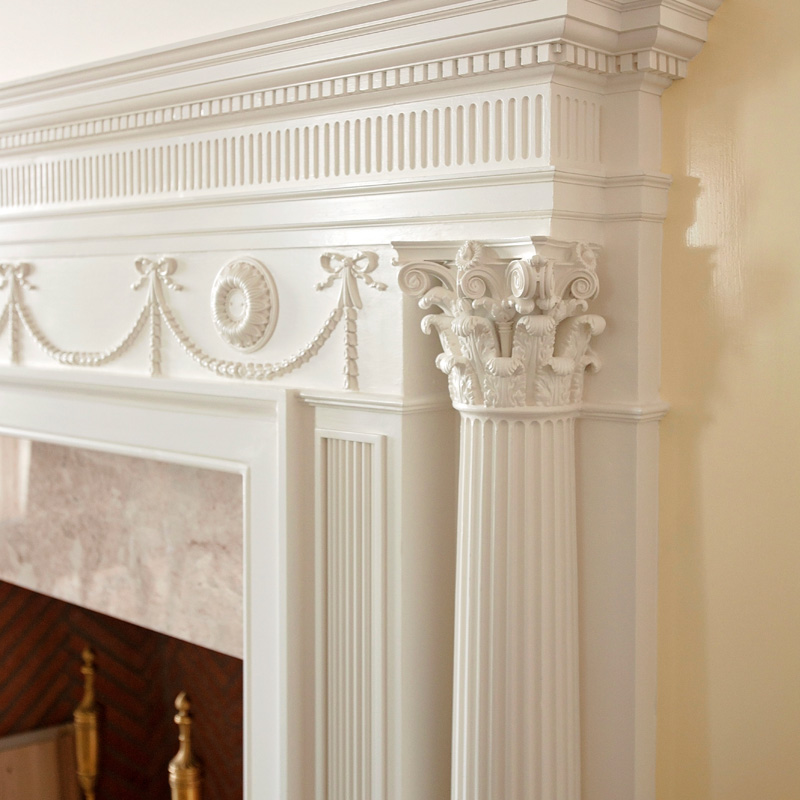 Fire surrounds - Because of its fire-resistant properties, there is a long-standing precedent for using plaster as a material for fire surrounds. Hyde Park's standard collection of fire surrounds offers models in a wide range of styles to compliment almost any room.DOWNLOAD PDF