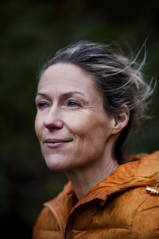 Journalist Helene Sandvig