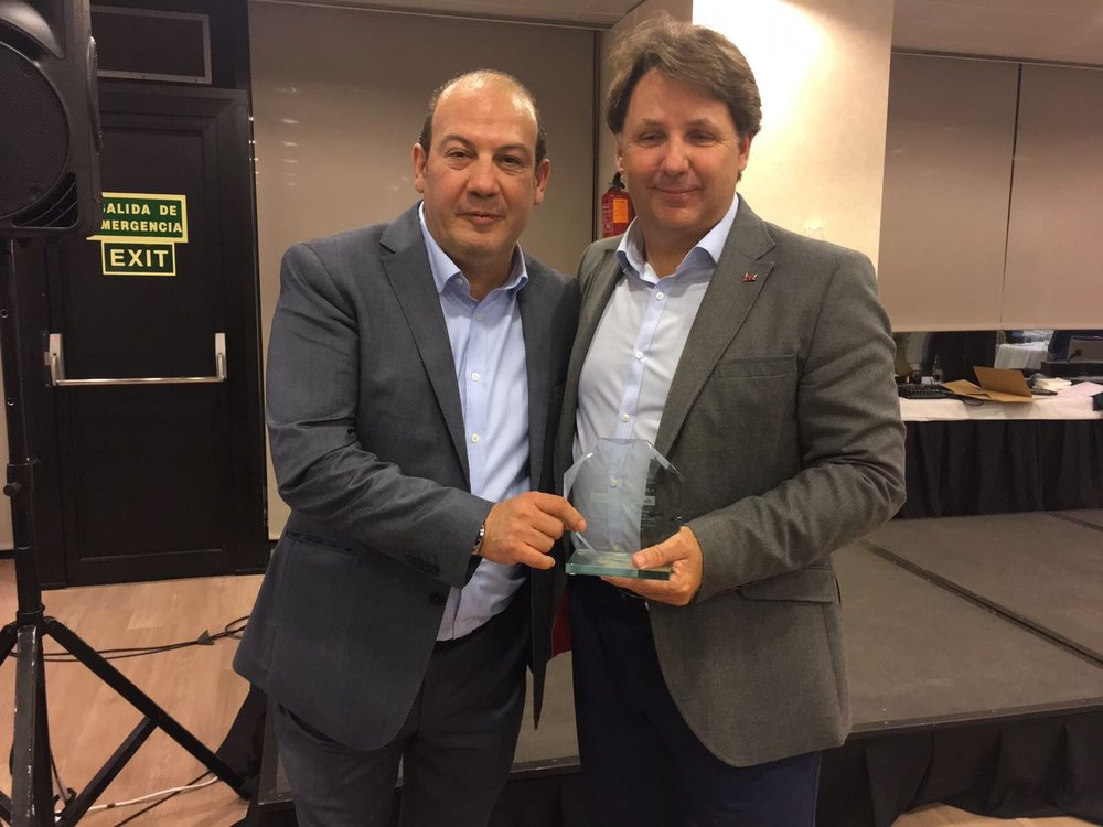 Leonardo Cromstedt Empresario nº 1 España 2014
