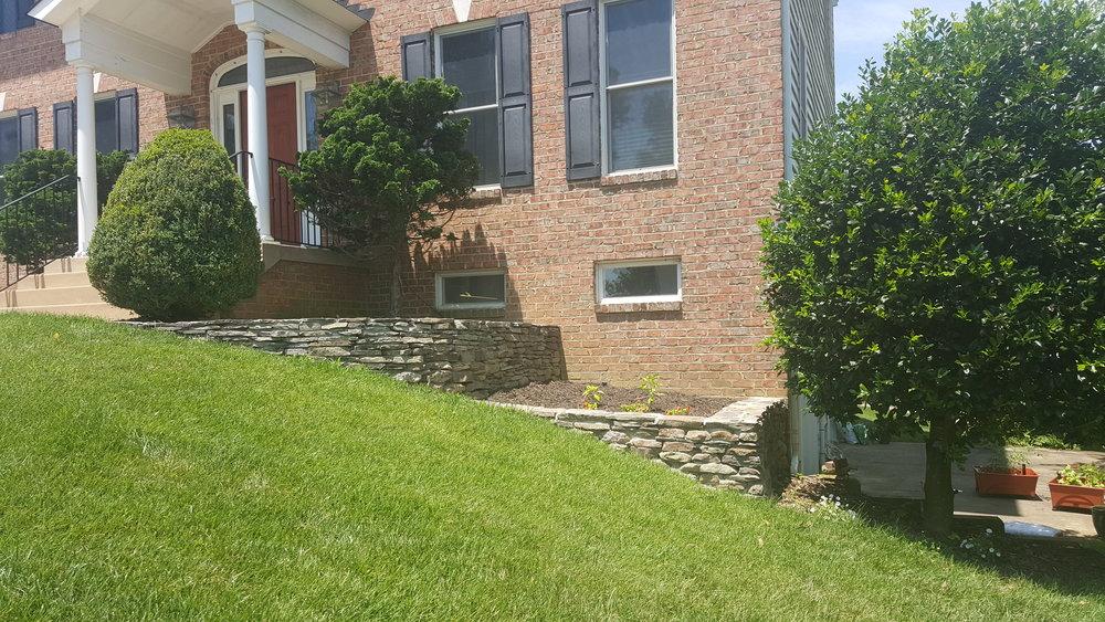 Fieldstone Terraced Walls (Front of House).jpg