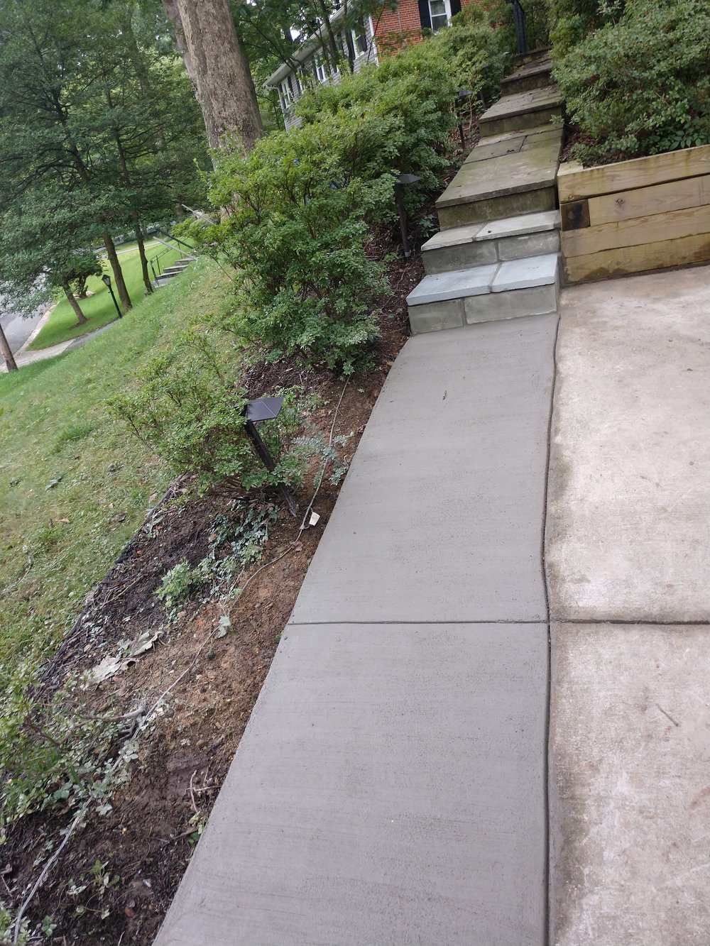 Driveway steps completed.jpg