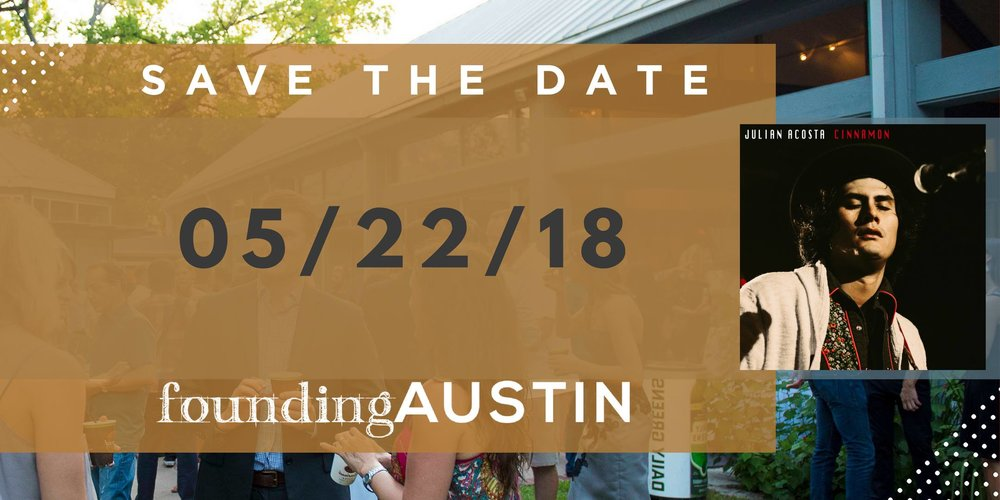 Founding Austin Issue 7 Release Party - inLieu partners with Founding Austin to raise money for Mobile Loaves & Fishes