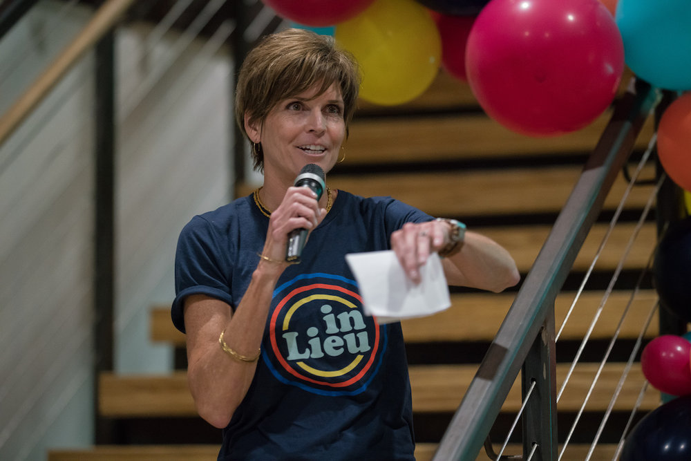 Community Impact News - Kathy Terry of P. Terry's launches mobile donation app, inLieu
