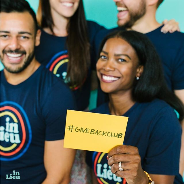 Anyone can join the #GiveBackClub - want to learn more? Join our mailing list today! Link in bio ❤️️⠀⠀⠀⠀⠀⠀⠀⠀⠀ .⠀⠀⠀⠀⠀⠀⠀⠀⠀ .⠀⠀⠀⠀⠀⠀⠀⠀⠀ . ⠀⠀⠀⠀⠀⠀⠀⠀⠀ #inlieu #inlieume #giveinlieu #dontbringagiftinlieuone #nomorecandles #candlelight #givemore #celebrate #canyougivemore #givebackclub #localnpo #organizationswelove #tuesday #givethegiftofgiving #allthefeels #nonprofit #nonprofitorganization #gifting #socialimpact #makeanimpact #lovemore #makeadifference #supportyourfriends #supporttheircause