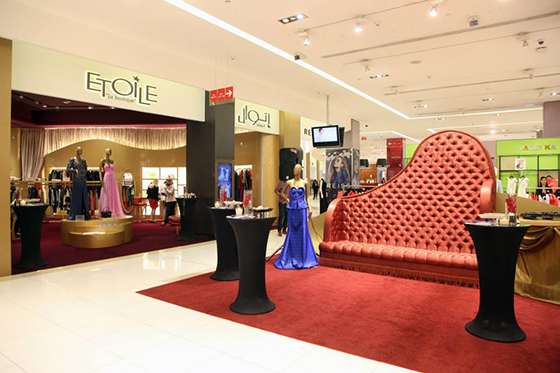 Etoile La boutique Hold Exclusive Event to Celebrate the first Shop in Shop in Galeries Lafayette, Dubai Mall.jpg
