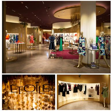 Farfetch the online platform for the worlds best fashion boutiques signs its first boutique partner in Dubai Etoile La boutique.JPG
